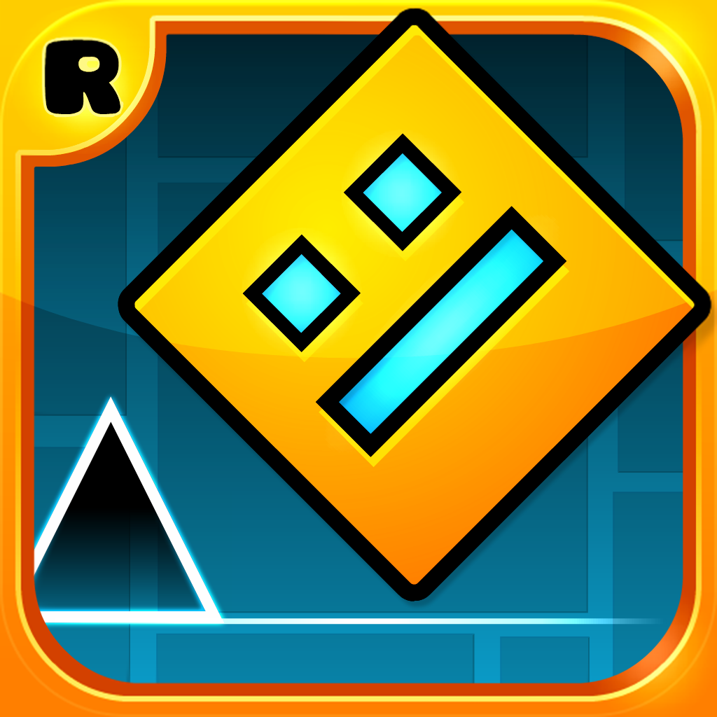 Geometry Dash by Robert Topala icon